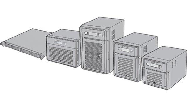 ورود خانواده ذخیرهسازهای بوفالو مبتنی بر پردازنده اتم به بازار