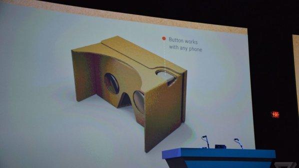 هدست جدید واقعیت مجازی Cardboard با پشتیبانی از iOS
