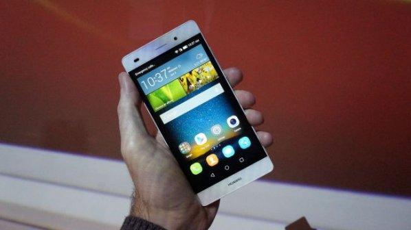 گوشی P8 Lite هواوی در بازار آمریکا