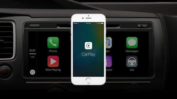 پشتیبانی Apple CarPlay از چندین اندازه صفحهنمایش و ارتباطات بیسیم