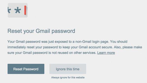 سیستم هشدار فیشینگ گوگل خود قربانی حمله فیشینگ شد