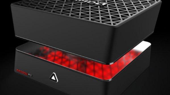مینیکامپیوتر مخصوص واقعیت مجازی AMD