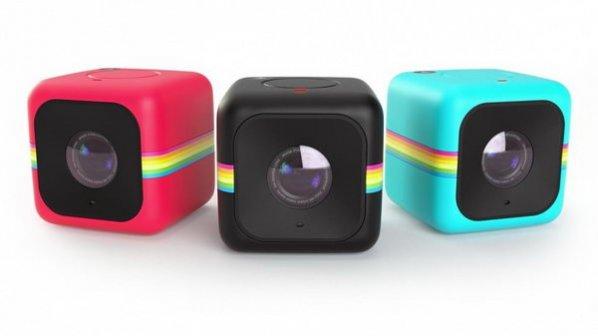 دوربین Polaroid Cube، همراه با وایفای و اپلیکیشن