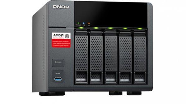 ذخیرهسازی برای شبکههای 10GbE با پردازنده AMD