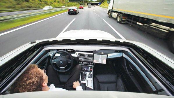 خودروهای بدون راننده (بخش اول)