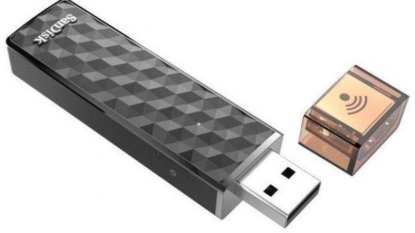 مدیاسرور بیسیم جدید SanDisk با ظرفیت 128 گیگابایت