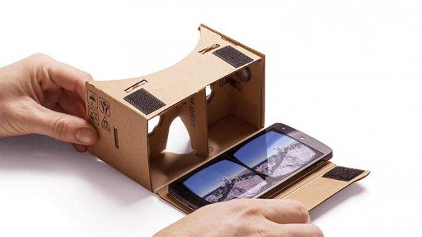 آینده واقعیت مجازی درون گوشیهای هوشمند شما