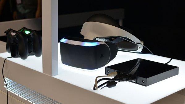 دنیای واقعیت مجازی سونی