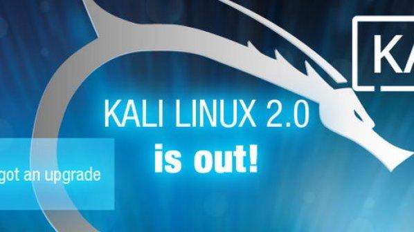 Kali Linux 2.0؛ نسخه جدید ابزار قدرتمند هک و آزمايش شبکه