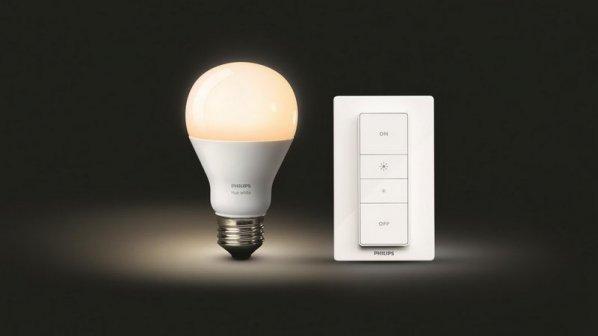 کنترل شدت نور چراغها با کیت طیفی فیلیپس