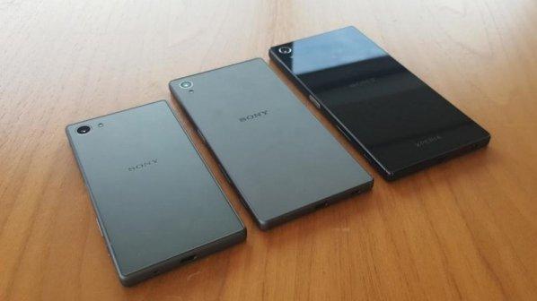 آیا واقعا این عکسها مربوط به گوشیهای سری اکسپریا زد 5 سونی هستند؟