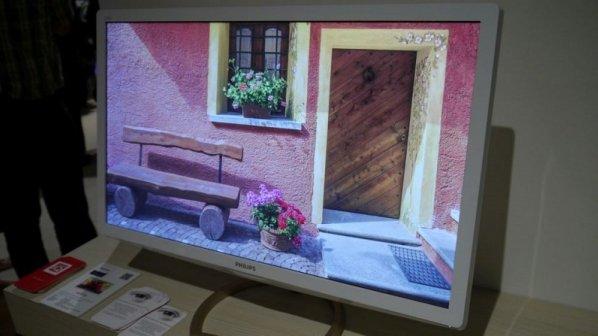 اولین مانیتور با فناوری کوانتوم دات و تصاویر OLED