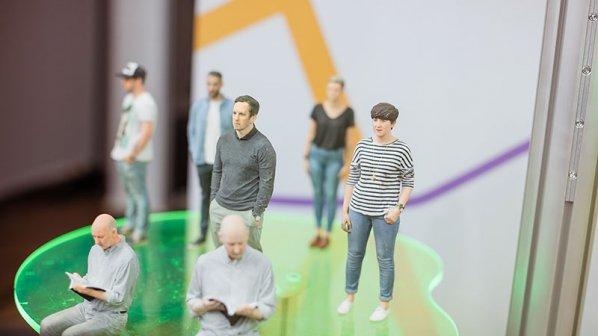 سلفیهای جدید برای ساخت مجسمههای سه بعدی