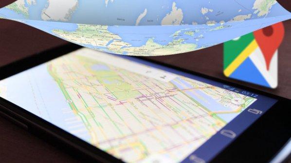 چگونه نقشههای آفلاین را در Google Maps دانلود کنیم