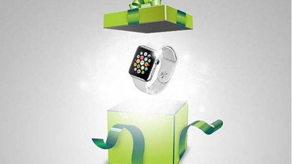 در نمایشگاه تلکام از مبیننت اپل واچ هدیه بگیرید