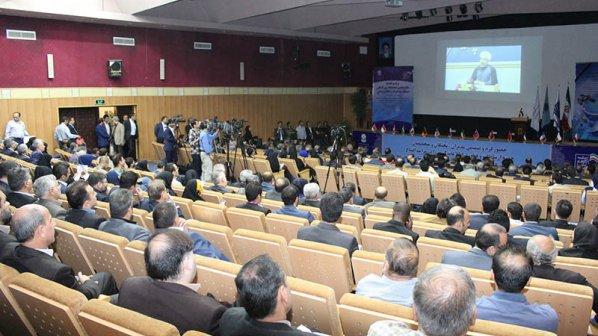نمایشگاه ایران تلکام 2015 آغاز به کار کرد