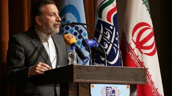 دکتر محمود واعظی وزیر ارتباطات از سخنرانان دومین نشست فاوا بود