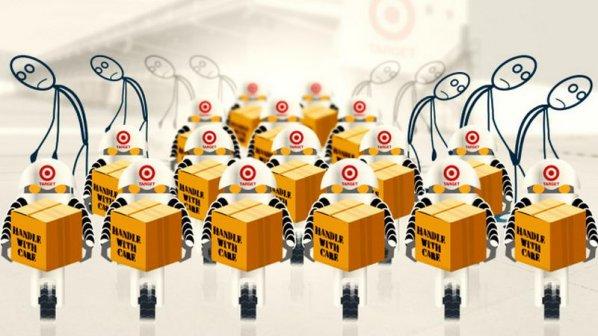 دو دستی به شغلتان بچسبید: طرح غلبه ماشین بر انسان در یکی از بزرگترین خرده فروشیهای دنیا