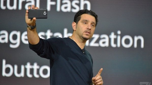 گالری عکس: لومیا 950 جدیدترین پرچمدار ویندوزفون مایکروسافت