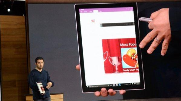 مایکروسافت از سرفیس پرو 4 رونمایی کرد؛ شروع رقابت داغ با اپل و گوگل