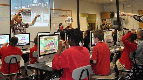 ایدههایی برای بهکارگیری بازی در آموزش و پرورش