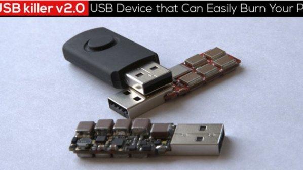 USB Killer 2.0 در چند ثانیه یک کامپیوتر را تخریب میکند