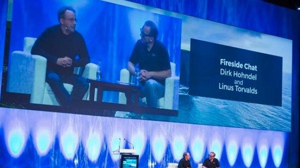 خالق لینوکس دوست دارد خودرویی با پردازنده آرم داشته باشد