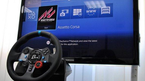 با G920 لاجیتک کاپ مسابقات اتومبیلرانی در دستان شما است!