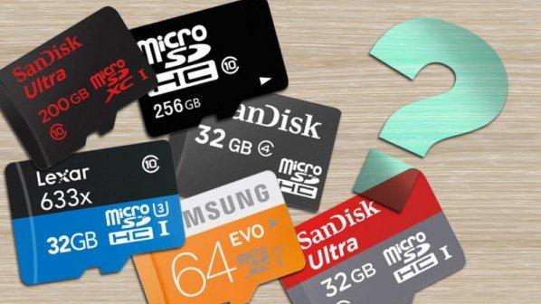 اگر کارت  MicroSDمیخرید، از این ۵ اشتباه اجتناب کنید!