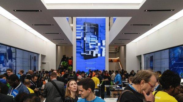 فروشگاه جدید مایکروسافت در نیویورکسیتی چه فرقی با فروشگاه اپل دارد؟