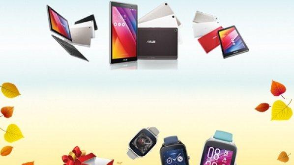 تبلت ZenPad ایسوس بخرید؛ برنده یکی از 30 ساعت ZenWatch 2 شوید!
