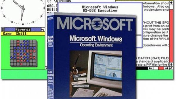 ویندوز مایکروسافت 30 ساله شد: از یک تا ده پنجرهها!