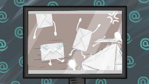 از این 10 اشتباه رایج در استفاده از ایمیل اجتناب کنید!