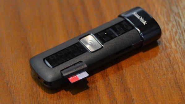فلش درایو بیسیم، 32 گیگابایت به ظرفیت گوشی تلفن همراه شما اضافه میکند