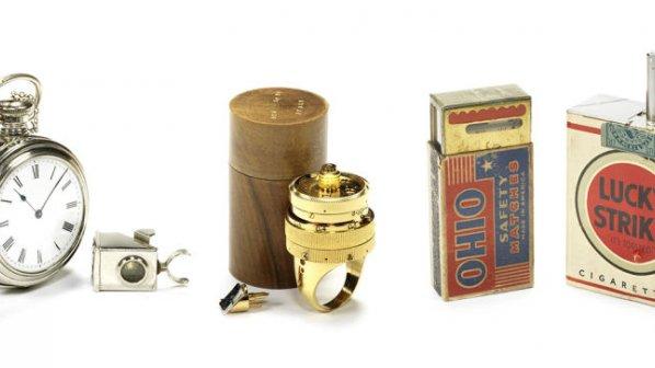 گالری عکس: 14 دوربین مخفی که در تاریخ برای جاسوسی استفاده شدند