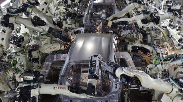 روباتها صاحب نیمی از مشاغل ژاپن در بیست سال آینده
