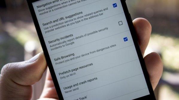 قابلیت «مرور امن» به کروم نسخه موبایل افزوده شد