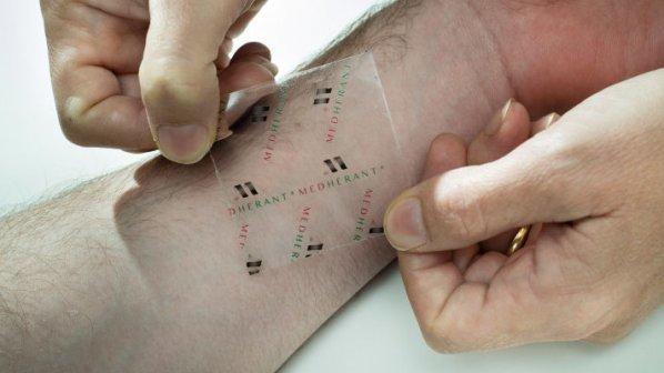 اولین چسب زخم ایبوپروفن دنیا در ۱۲ ساعت درد را از بین میبرد