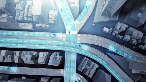 تویوتا میخواهد نقشههای ویدیویی راهنمای ترافیک برای خودرانها تولید کند+ ویدیو
