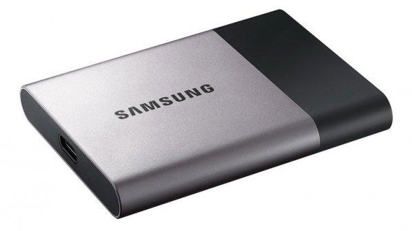 CES 2016: درایو SSD قابل حمل دو ترابایتی سامسونگ با درگاه USB Type-C