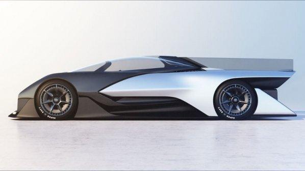 ویدیو: خودروی مفهومی با سرعت 320 کیلومتر و قدرت هزار اسب بخار