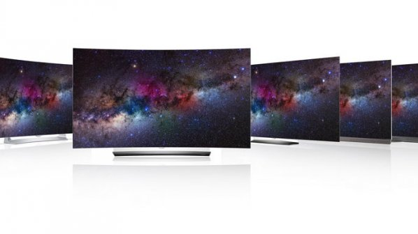 CES 2016: تلویزیون OLED 4K الجی با پشتیبانی از فناوری HDR Pro