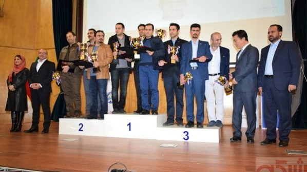 مراسم اختتامیه المپیاد تکنسینهای ایران