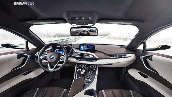 خودروهای بدون آینه