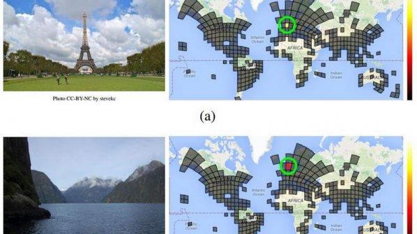 شبکه عصبی گوگل مکان عکسهای شما را شناسایی میکند