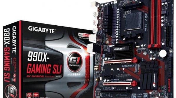 گیگابایت مادربرد گیمینگ 990X-Gaming SLI را روانه بازار کرد