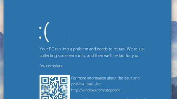 با کدهای QR به مایکروسافت دلایل خرابی ویندوز را گزارش دهید