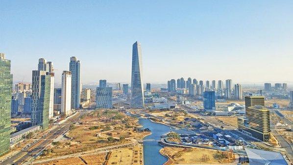 شهرهای هوشمند دنیا در سال 2030: سـانـگدو کـرهجنـوبـــی