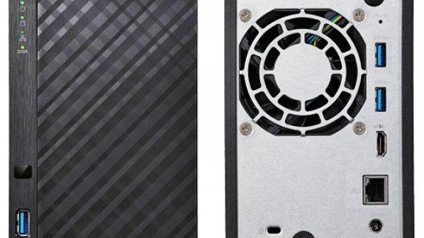 معرفی ذخیرهسازهای جدید ارزانقیمت و چهارهستهای ASUSTOR