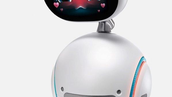 ایسوس روبات خانگی ZenBo را معرفی کرد